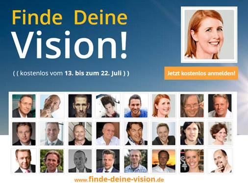 Finde Deine Vision Kongress